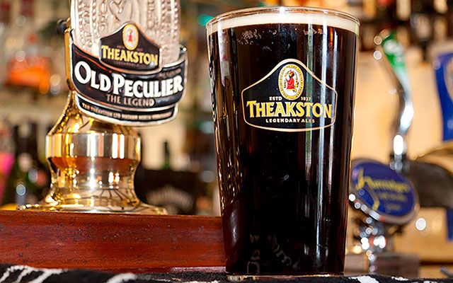 Пиво Theakston Traditional